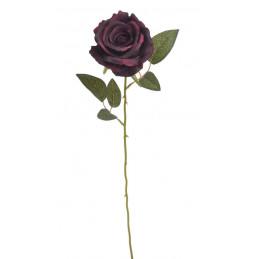 Róża x1 56 cm - sztuczna...