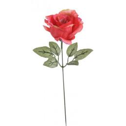 Róża duża 6szt-pęczek 36 cm...