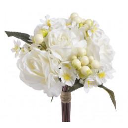 Bukiet z różami..30 cm...