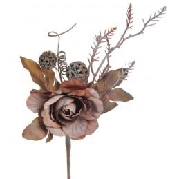 Róża pik..25 cm - sztuczna...