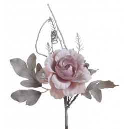 Róża pik..23 cm - sztuczna roślina