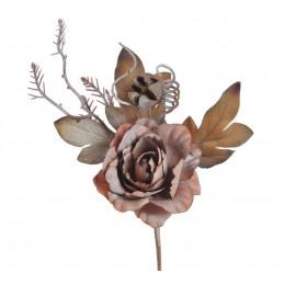 Róża pik..23 cm - sztuczna...