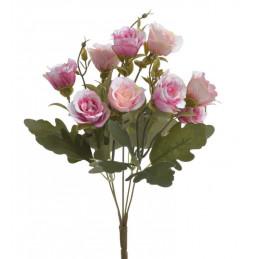 Bukiecik róż x10..34 cm -...