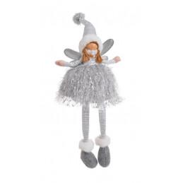 Anioł z wiszącymi nogami 48cm - artykuł dekoracyjny