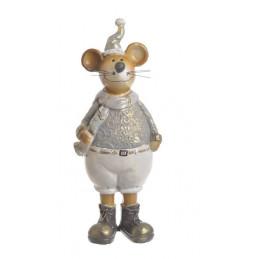 Mysz stojąca 16,5cm -...