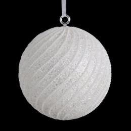 Bombka spirale pereł 20cm