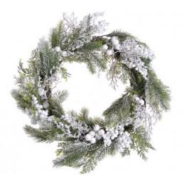 Wianek świąteczny 55cm