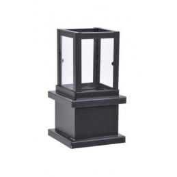 Lampion kwadrat 10x19cm