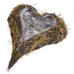 Osłonka serce 32x35 cm