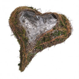 Osłonka serce 28x30cm