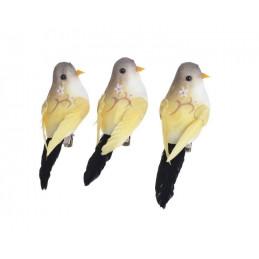 Ptaszek 12,5cm na klipie...