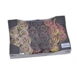 Główki róż piankowych 5cm...