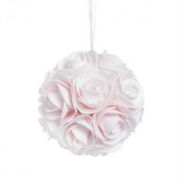 Kula z róż piankowych -...