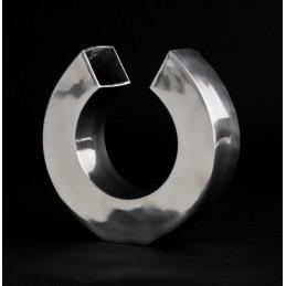 Wazon z aluminium 30 cm