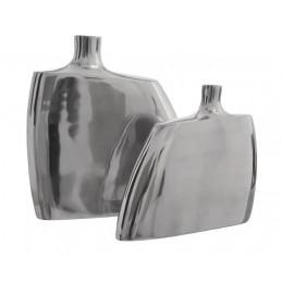Wazon plaski z aluminium  - 27 cm