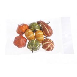 Mini dynie MIX 3-5cm, 8szt/pacz