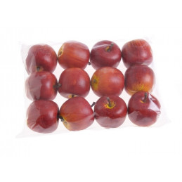 Jabłuszka małe pacz/12szt 4cm