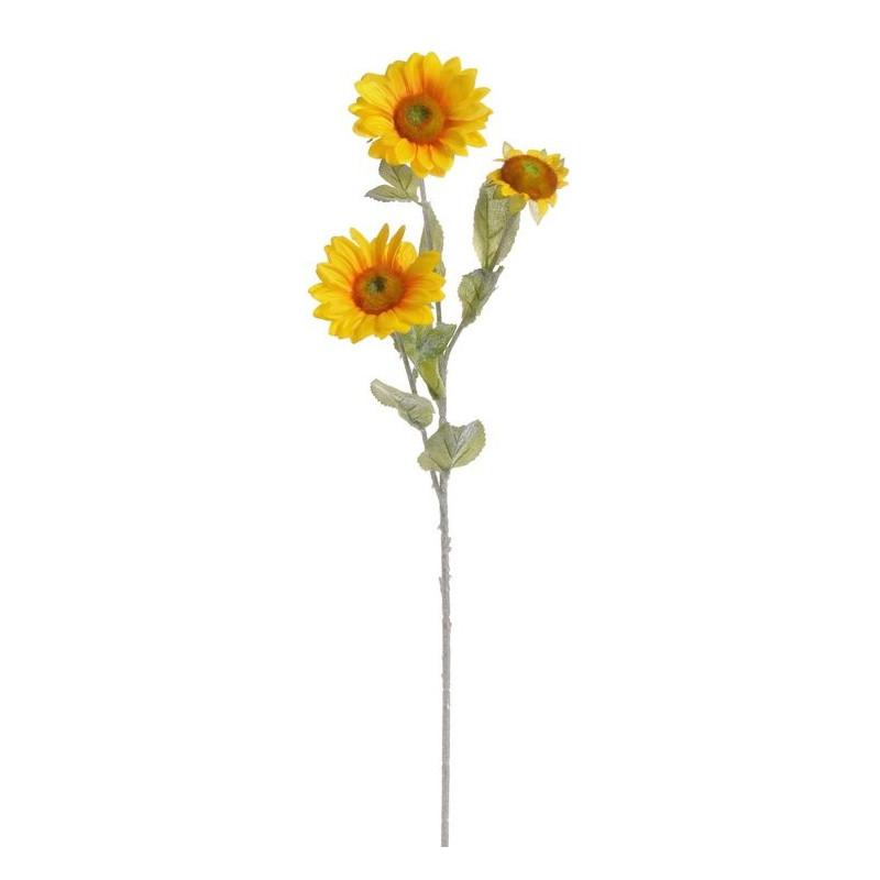 Słonecznik x3 62cm yellow