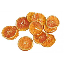 Ruby grapefruit sliced-susz 6-7cm - 200g - plastry grejfruta