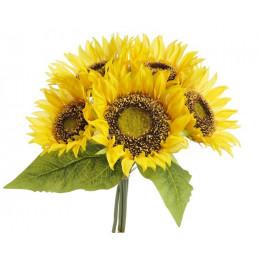 Słonecznik bukiet x 5szt 28 cm