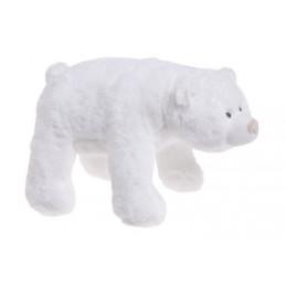 Miś polarny - pluszak 25cm - przytulanka