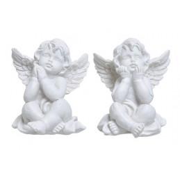 Aniołek 6,7 cm - figurka do stroika