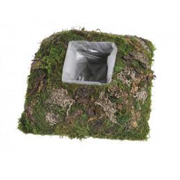 Oslonka poduszka 25x25x8 cm
