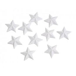 Gwiazdki na przylepiec 2,8cm, 10szt/paczka