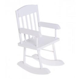 Bujany fotel 15,5 cm - drewno