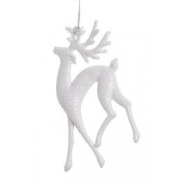 Zawieszka jeleń 14 cm