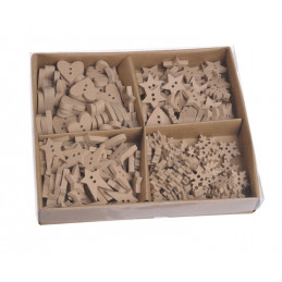 Ozdoby-guziczki MIX box