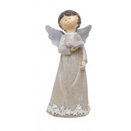 Aniołek 18,5 cm - figurka
