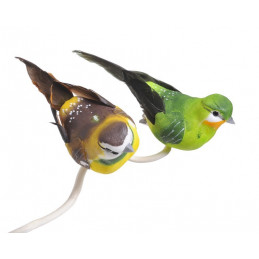 Ptaszek 11cm - 6sztuk