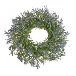 Wianek gałązka oliwna 36 cm - sztuczna roślina