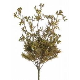 Owocostan x6 35 cm - sztuczna roślina MIX KOLORÓW