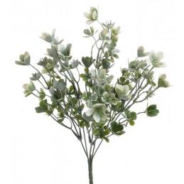 Sztuczna roślina x6, 36 cm  MIX KOLORÓW