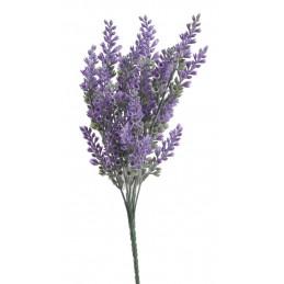 Lawenda 35 cm - sztuczna roślina 2 KOLORY