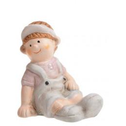 Dziecko 8,5 cm - wyrób ceramiczny
