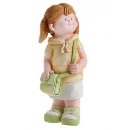Chłopiec / dziewczynka 45 cm - ceramika