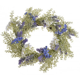 Wianek wiosenny 50 cm - dekoracja wiosenna