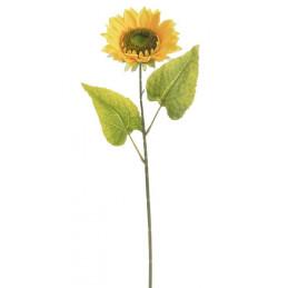 Słonecznik x1, 72 cm - sztuczny kwiat