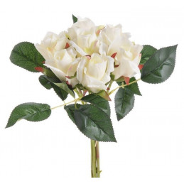 Bukiet różyczek x 7 32 cm