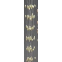 Kaskada łezki L60 cm