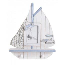 Żaglówka ramka 35,5 x 29 x 5,5 cm
