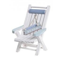 Fotel plażowy 16 x 11 x 13,5 cm