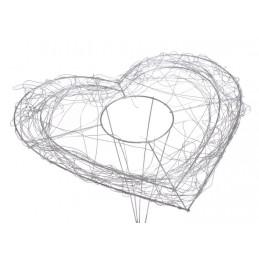 Kryza serce 25 cm
