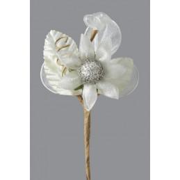 Kwiatek z bogatym środkiem H13 cm