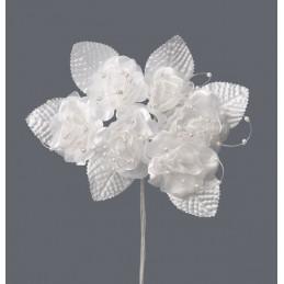 Mini różyczki H23 cm 12sztuk/paczka