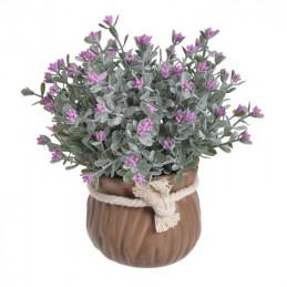 Sztuczna roślina w doniczce 18 cm