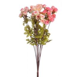 Bukiet różyczek x 16, 52 cm